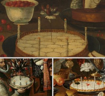 PASTRY DECORATION DURING THE ´DUTCH´ GOLDEN AGE