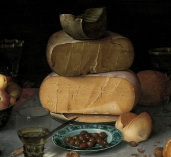 ´Say, cheese!´, A portrait of 17th century Dutch cheese