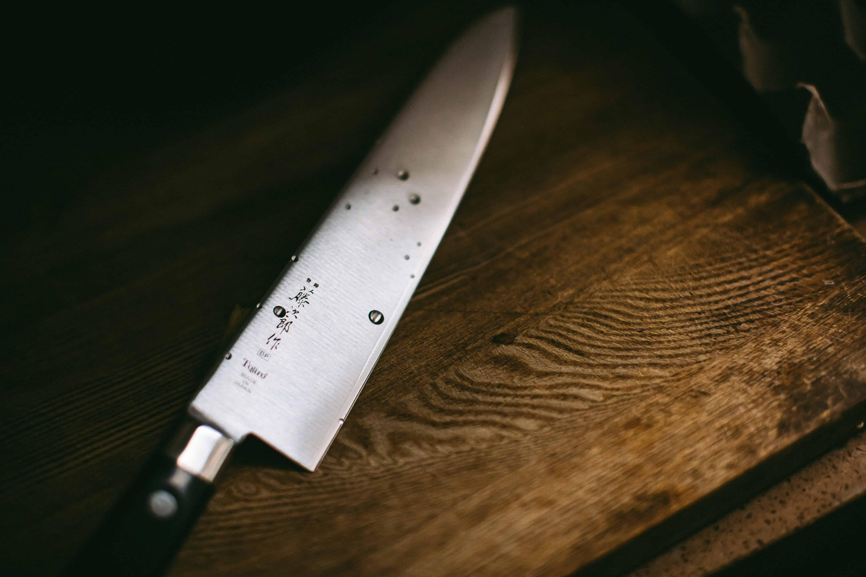 Arte cisoria y el arte del cortar del cuchillo