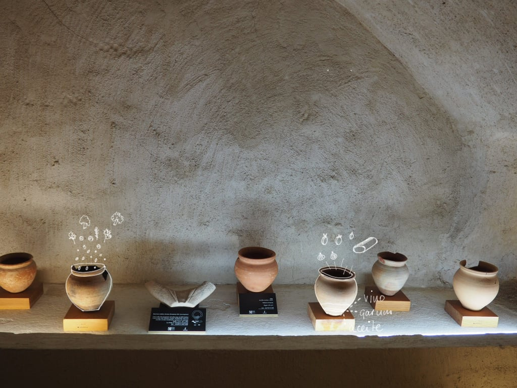 Cuenca's Archaeological Museum and it´s illustrated ´Art of cooking´